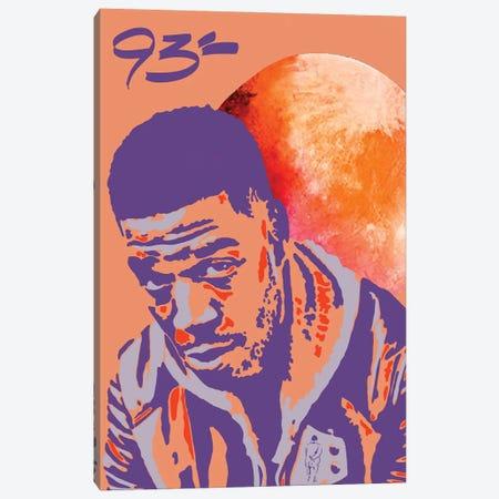 Kid Cudi Canvas Print #NIT20} by 9THREE Canvas Artwork