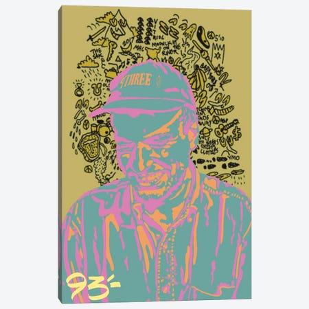 Mac Demarco Canvas Print #NIT23} by 9THREE Canvas Wall Art
