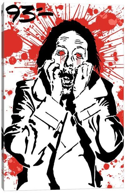 Thom Yorke Canvas Art Print