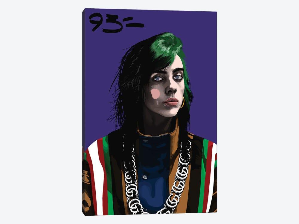 Billie Eilish by 9THREE 1-piece Canvas Art