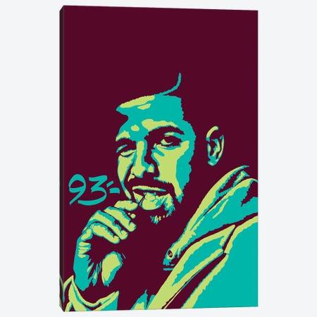 Drake Canvas Print #NIT6} by 9THREE Canvas Print