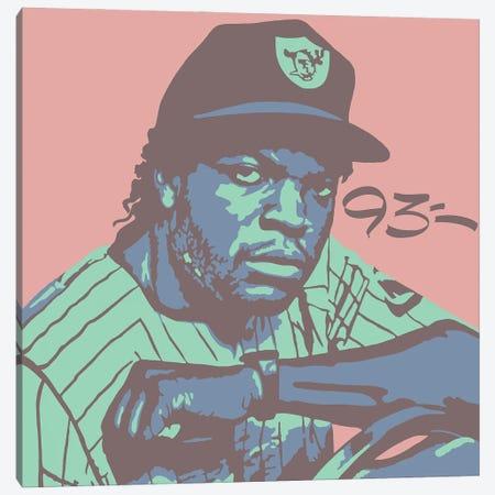 Ice Cube Canvas Print #NIT7} by 9THREE Canvas Print