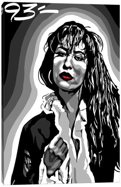 Selena Canvas Art Print