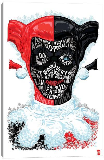 Harley Quinn Canvas Art Print