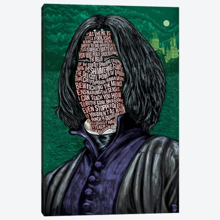 Snape Canvas Print #NJO30} by Nate Jones Canvas Art