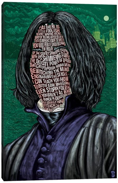 Snape Canvas Art Print