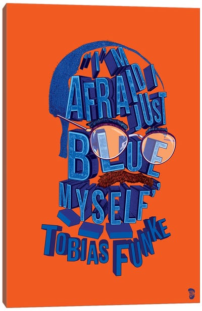 Tobias Canvas Art Print