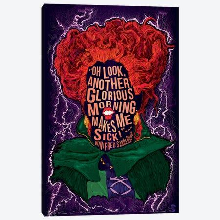 Winifred Canvas Print #NJO36} by Nate Jones Design Canvas Print