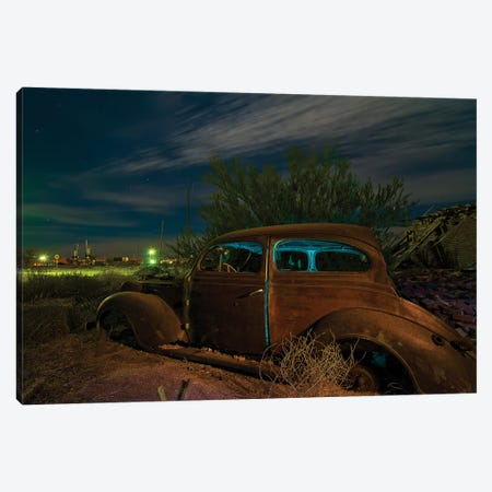 Getaway Car Canvas Print #NKE20} by Noel Kerns Canvas Art