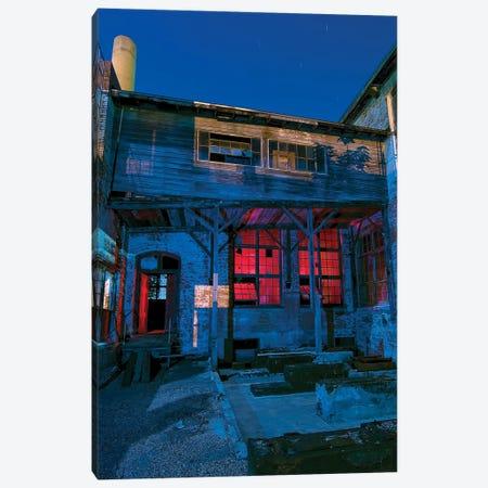 Mill Canvas Print #NKE30} by Noel Kerns Canvas Art Print