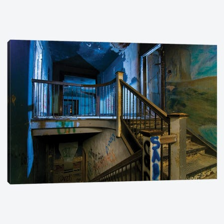 Mural Canvas Print #NKE34} by Noel Kerns Canvas Artwork