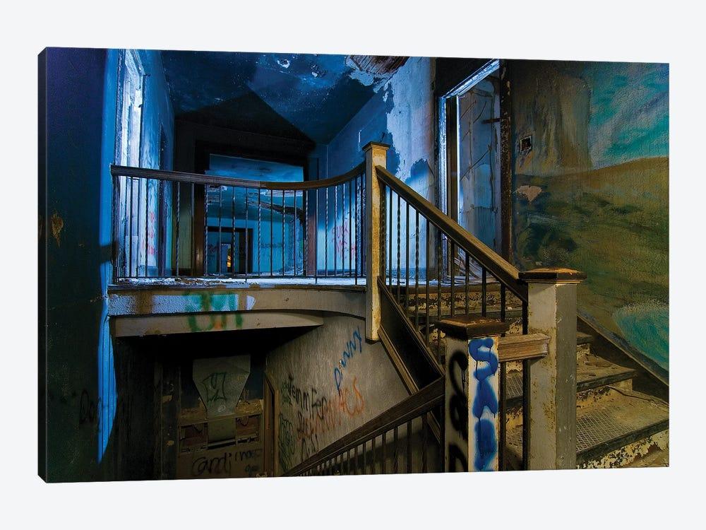 Mural by Noel Kerns 1-piece Canvas Print