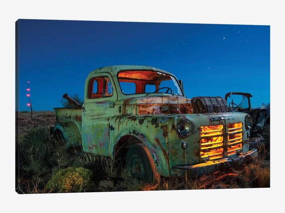 Overheated by Noel Kerns 1-piece Canvas Art