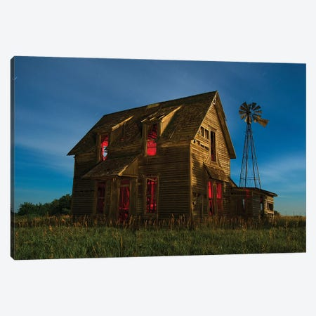 Pollard House Canvas Print #NKE37} by Noel Kerns Canvas Art