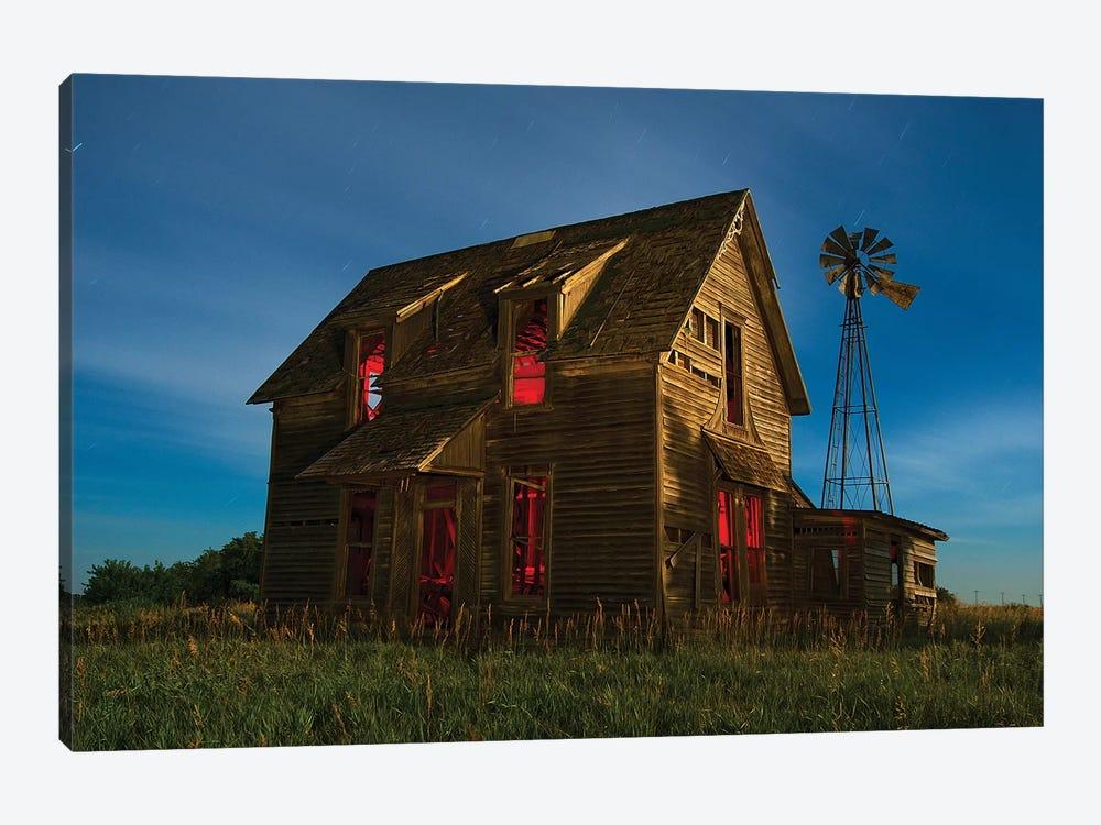 Pollard House by Noel Kerns 1-piece Canvas Artwork