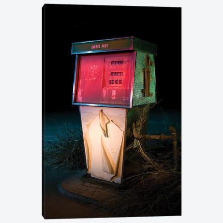 Psycho Pump Canvas Print #NKE38} by Noel Kerns Canvas Art Print