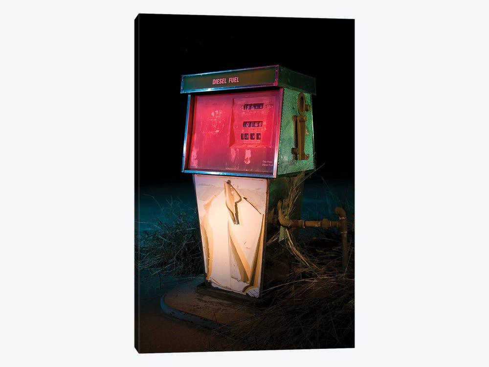 Psycho Pump by Noel Kerns 1-piece Canvas Art Print