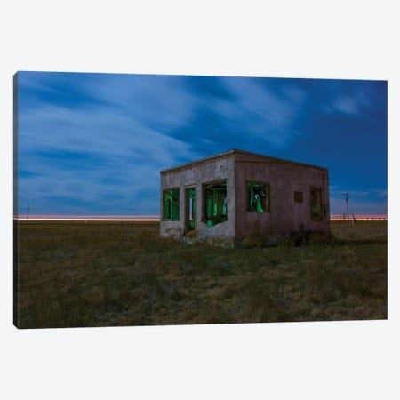 The Green Room Canvas Print #NKE50} by Noel Kerns Canvas Art Print