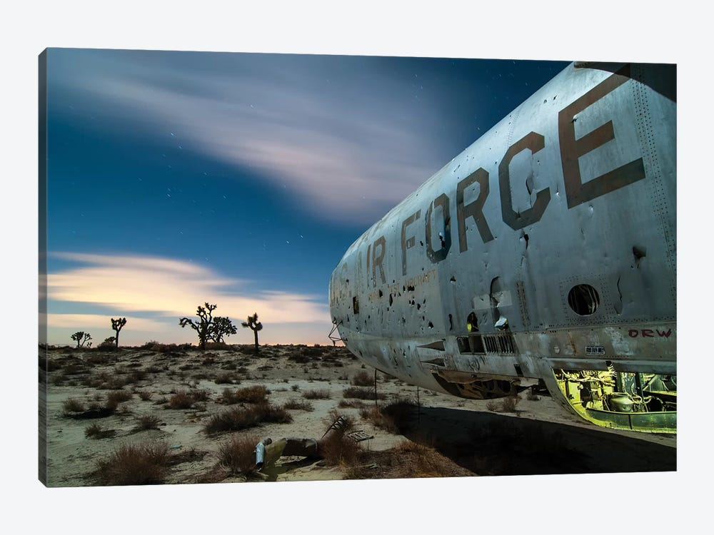 US Air Force by Noel Kerns 1-piece Canvas Wall Art