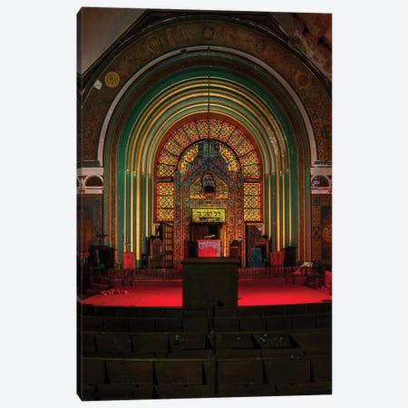 Agudas Achim North Shore Canvas Print #NKE67} by Noel Kerns Canvas Print