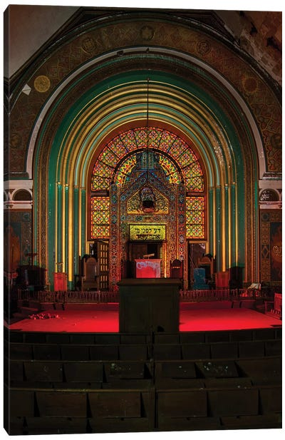 Agudas Achim North Shore Canvas Art Print