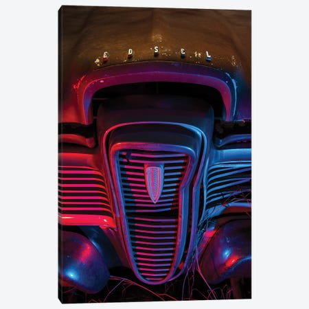 Edsel Canvas Print #NKE72} by Noel Kerns Canvas Art Print