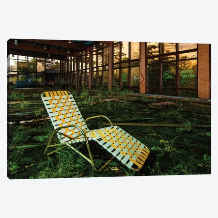 Greenhouse Effect Canvas Print #NKE74} by Noel Kerns Canvas Artwork