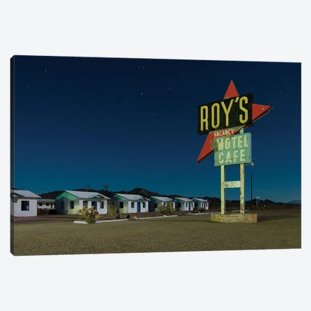 Roy's Canvas Print #NKE79} by Noel Kerns Canvas Art Print
