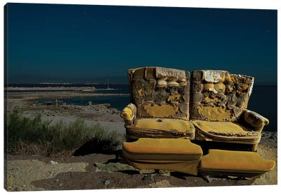 Salton Seating Canvas Art Print