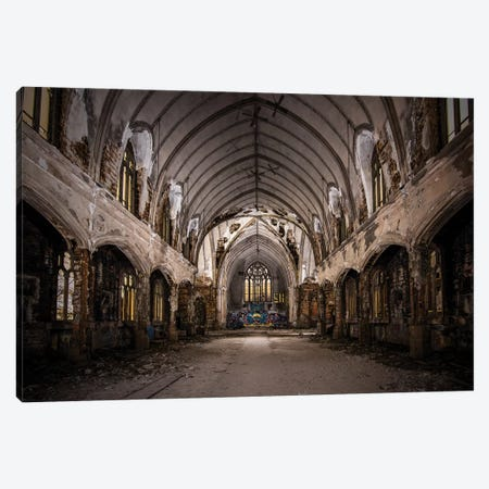St. Agnes Canvas Print #NKE81} by Noel Kerns Canvas Wall Art