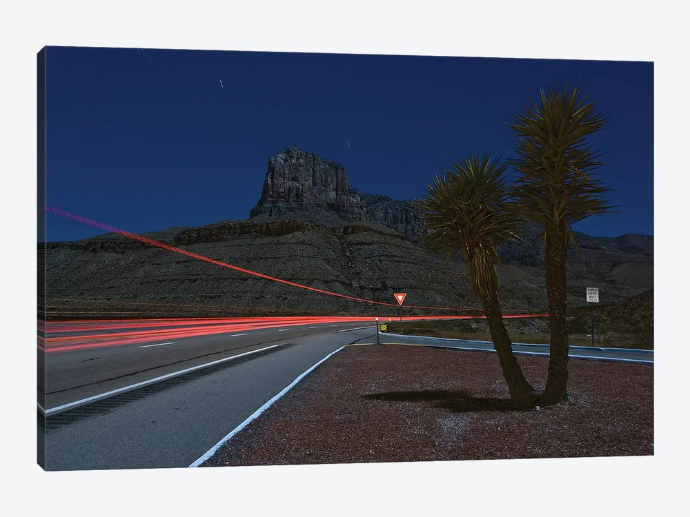 Climbing Gear by Noel Kerns 1-piece Canvas Art Print