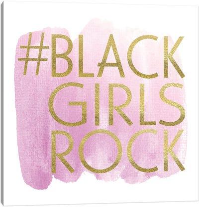 Black Girl Magic XIV Canvas Art Print