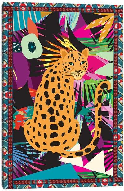 Cheetah Life II Canvas Art Print