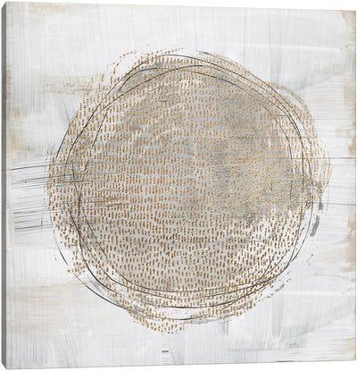 Deep Motion Canvas Art Print