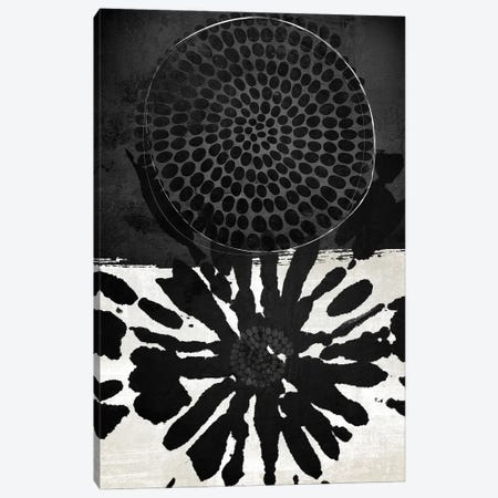 Dot Tribal Canvas Print #NKK22} by Nikki Chu Canvas Wall Art