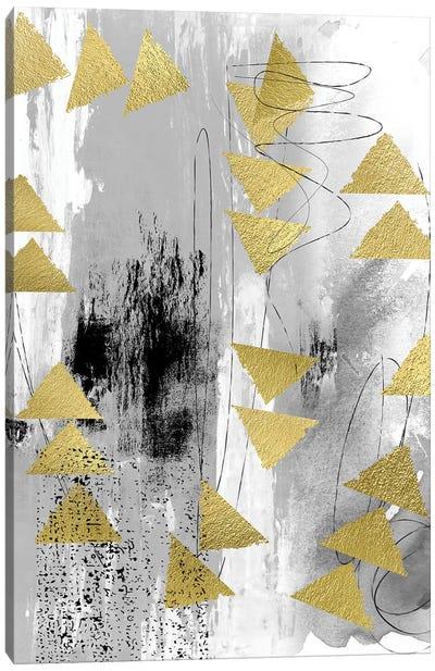 Grey Matter Canvas Art Print