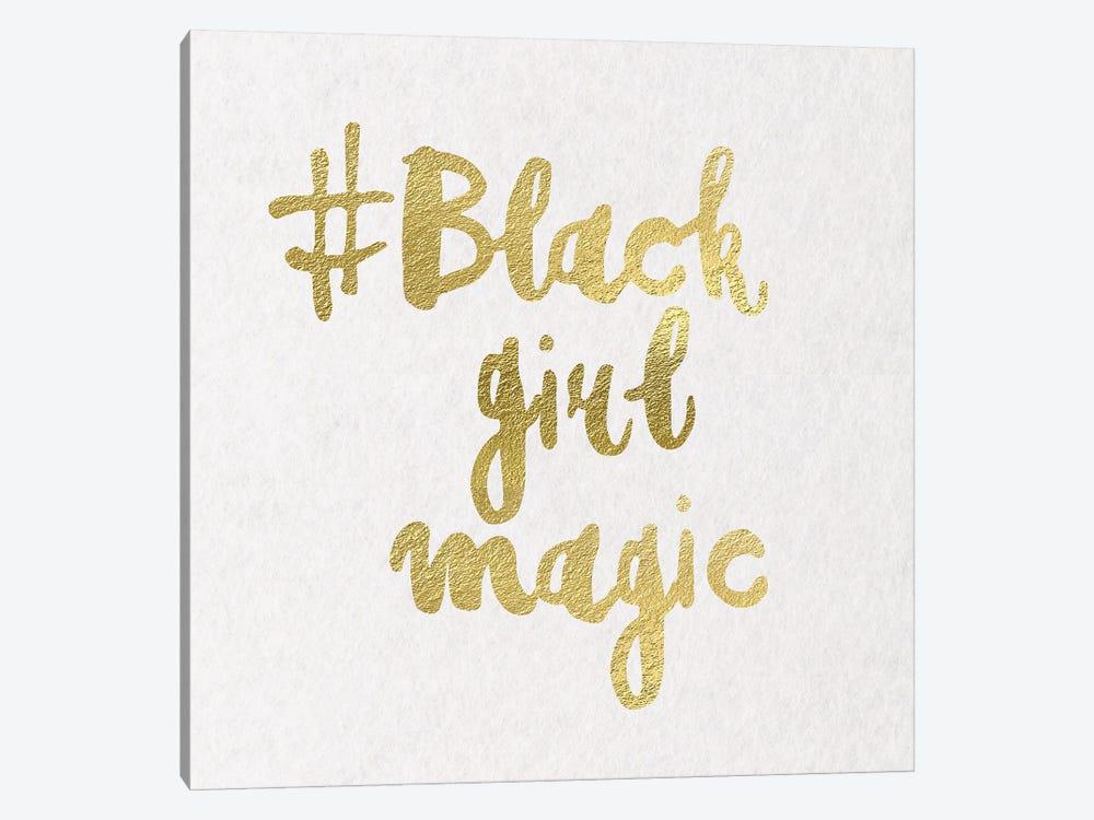 Black Girl Magic I by Nikki Chu 1-piece Canvas Art