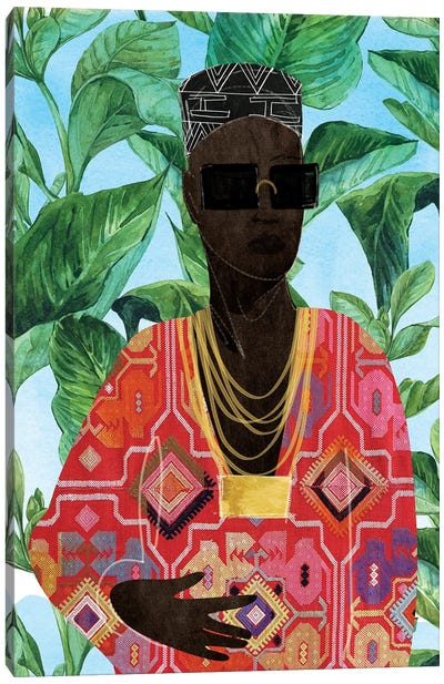 Modern Man IV Canvas Art Print