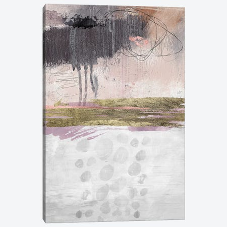 Rosey Canvas Print #NKK73} by Nikki Chu Canvas Print