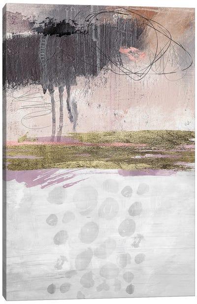 Rosey Canvas Art Print