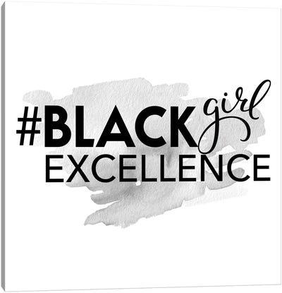 Black Girl Magic XI Canvas Art Print