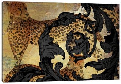 Cheetah Vibes Canvas Art Print