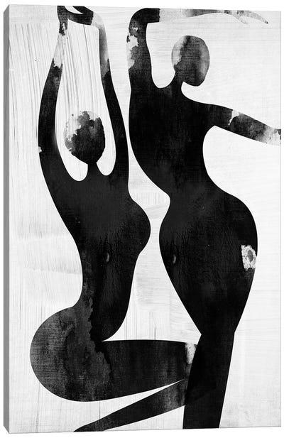 Let's Dance Love II Canvas Art Print