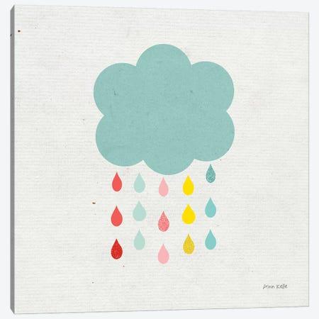 Cloud I Canvas Print #NKL15} by Ann Kelle Canvas Art Print