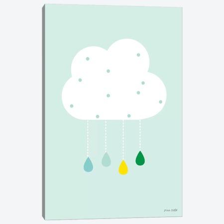Cloud II Canvas Print #NKL16} by Ann Kelle Canvas Art Print