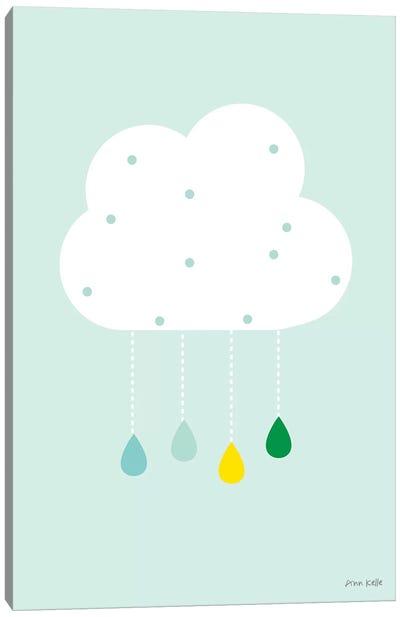 Cloud II Canvas Art Print