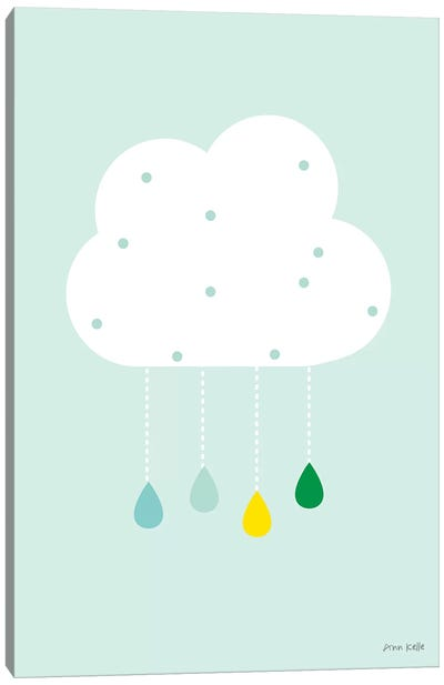 Cloud II Canvas Art Print