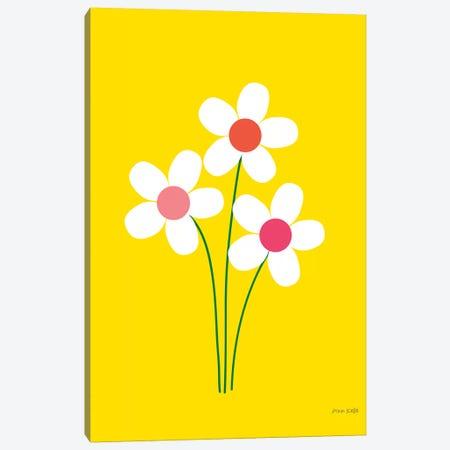 Daisies II Canvas Print #NKL23} by Ann Kelle Canvas Print