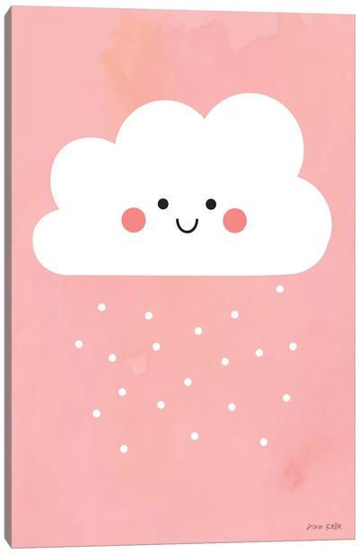 Happy Cloud I Canvas Art Print