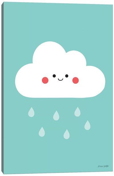 Happy Cloud II Canvas Art Print